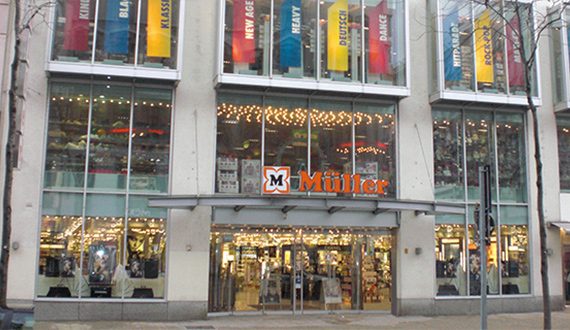 berufsstart in unseren filialen - Muller Online Bewerbung